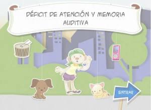 DÉFICIT+DE+ATENCIÓN+Y+MEMORIA+AUDITIVA